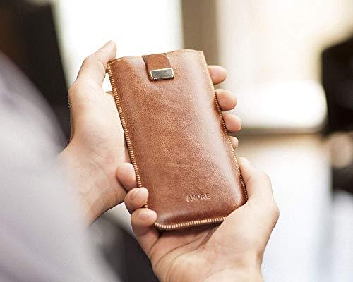 Leder Tasche für Samsung Galaxy, viele Modelle