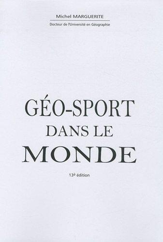 Géo-sport dans le monde par Michel Marguerite