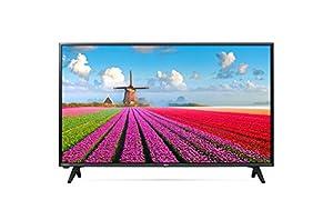 """LG 32LJ500V 32"""" Full HD Black LED TV - LED TVs (81.3 cm (32""""), Full HD, 1920 x 1080 pixels, LED, Flat, 10 W)"""