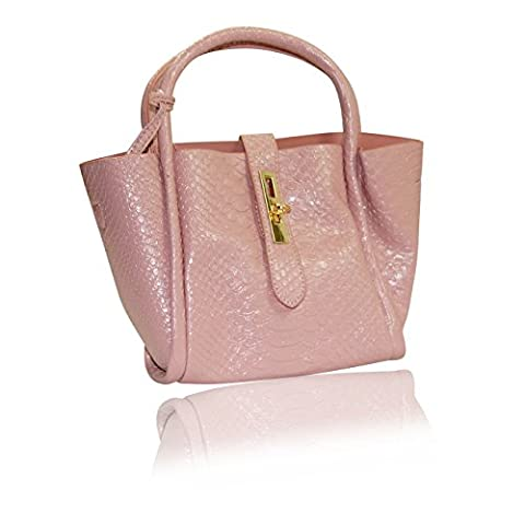 Handbag Krazy , Cabas pour femme - rose - Carnation Pink,