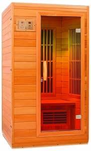 O'Spazia Cabine sauna infrarouge 1 Personne