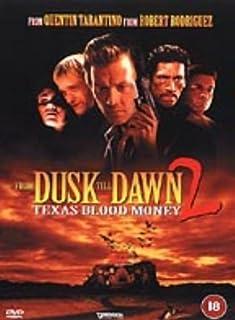 From Dusk Till Dawn 2 Texas Blood Money DVD NEW-KOSTENLOSE LIEFERUNG