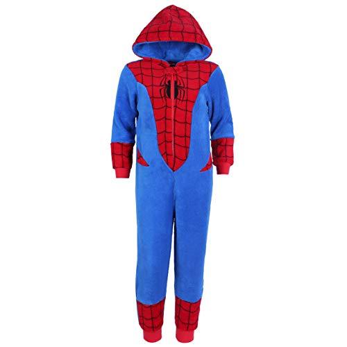 Pigiama tuta spider-man marvel - 6-7 anni 122 cm