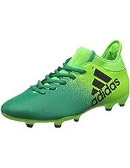 adidas X 16.3 FG Fußballschuh Herren 10 UK - 44.2/3 EU