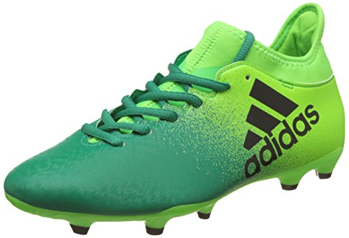 Multicolore Calcio Cblack Uomo sgreen Scarpe X Fg Da 16 Adidas Corgrn 3 Y6a8qcF