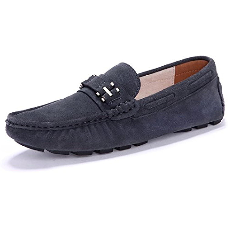 MSKAY Hommes ChaussureS Mocassins pour homme - - Gris - gris, - - B075F1QL2G - d696e8
