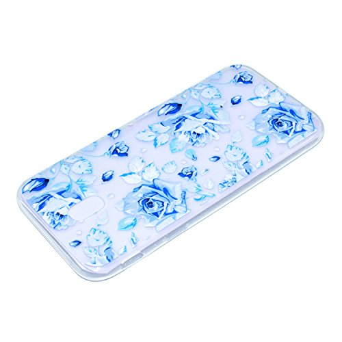 Vandot 3 X Coque pour Samsung Galaxy J3 2017 Beau Magnifique Motif Datura Mandala Totem Etui [3PCS] TPU Silicone Doux Coque Ultra-mince Ultraléger Coquille pour Galaxy J3 2017 Anti-choc Anti-scratch É 3in1-Design C