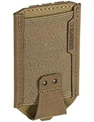 Claw Gear 9mm Perfil Bajo Mag Pouch, Marrón