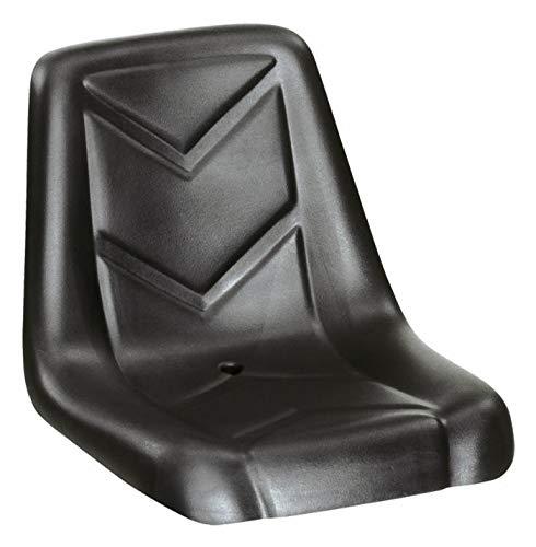 Sitzschale 395mm Vollvulkanisiert passend für Schleppersitz Aufsitzmäher Kubota B7001 B6000