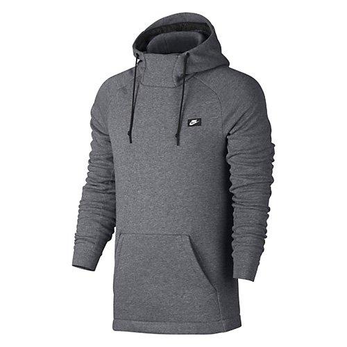 Nike Herren M M Nsw Modern Hoodie Grau