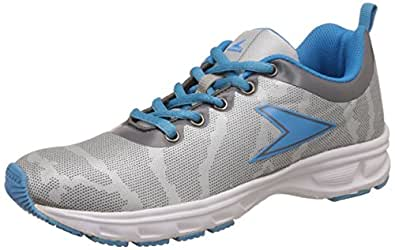 Power Women's Adley White Running Shoes - 8 UK/India (41 EU)(5391006)