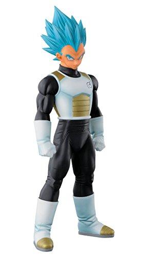 Banpresto Figura de acción Dragon Ball Z de 23,1 cm, Super Saiyan Vegeta Estrellas Maestras