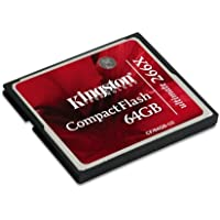Kingston CF/64GB-U2 CompactFlash-Karte Ultimate 266x - 64 GB