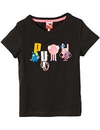 4d933098ae67 Amazon.co.uk  Puma - Tops   T-Shirts   Girls  Clothing