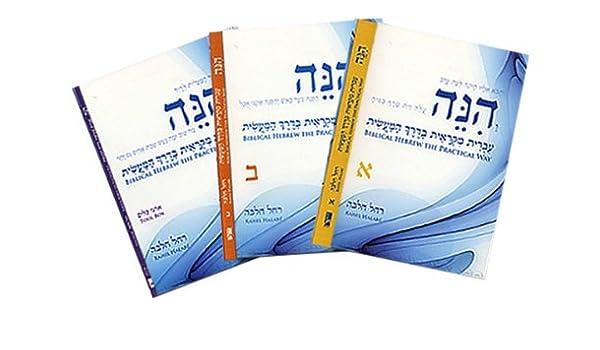 Hinneh -- Biblical Hebrew the Practical Way: Amazon.co.uk: Rahel ...