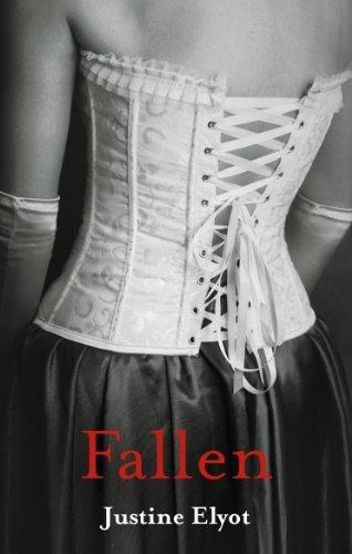 By Justine Elyot Fallen (Black Lace) [Paperback]
