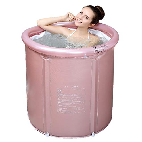 Duschen Aufblasbare Badewanne Sauna Bad Dual-use Haushalt Erwachsene Faltbadewanne Badewanne Körper Verdickt Kunststoff Badewanne Einfache Badewanne Faltbare Verbessern Schlaf