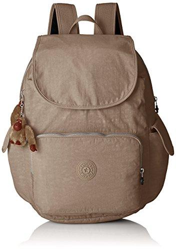 Kipling - CITY PACK L - Grand sac à dos - Warm Grey - (Gris)