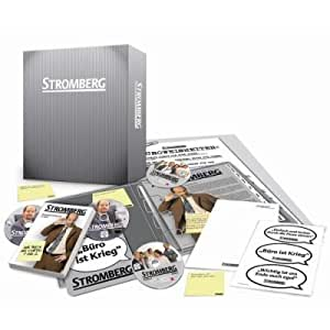 Stromberg - die Büro Edition (Staffel 1 & 2 - 4 DVDs) - exklusiv bei Amazon.de