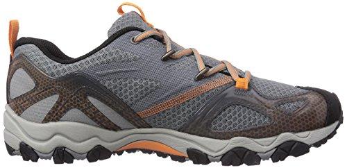 Merrell  GRASSBOW RIDER, Chaussures de randonnée hommes Mehrfarbig (WILD DOVE/ORANGE)