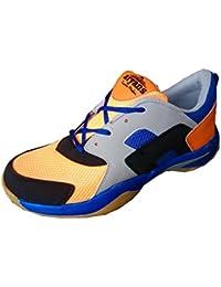 Aryans men multicolour Badminton shoes