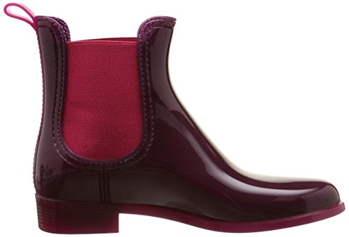 Lemon Jelly Pisa, Bottes Chelsea femme Violet (03 Cherry)