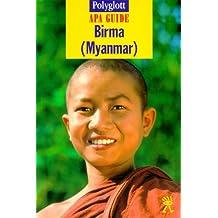 Polyglott Apa Guide, Birma (Myanmar)