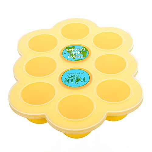 silicone-baby-food-freezer-tray-with-clip-on-lid-by-weesprout-perfect-storage-container-for-homemade