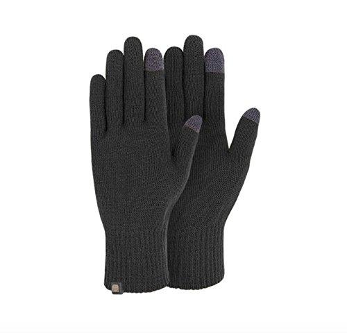Brekka Guanti uomo B-glove Magic Guanti Accessori Casual BRF14 K305 BLK