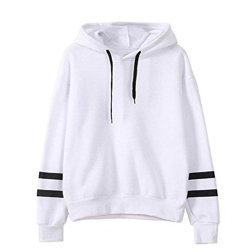 Anglewolf-Womens-Long-Sleeve-Hoodie-Sweatshirt-Hooded-Pullover-Tops