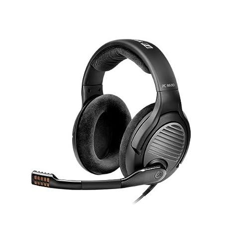 Sennheiser PC 363D USB Surround Sound Gaming Headset schwarz