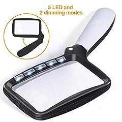 Klappbar 5 LED Licht