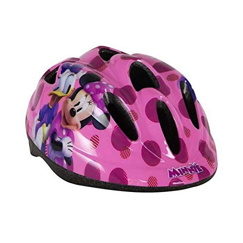 Guizmax Helm Fahrrad Minnie Mouse Kind Neu