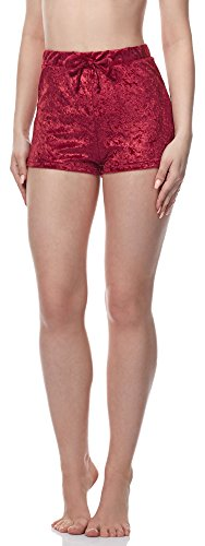 Merry Style Short Femme MS-MS10-121 Rouge