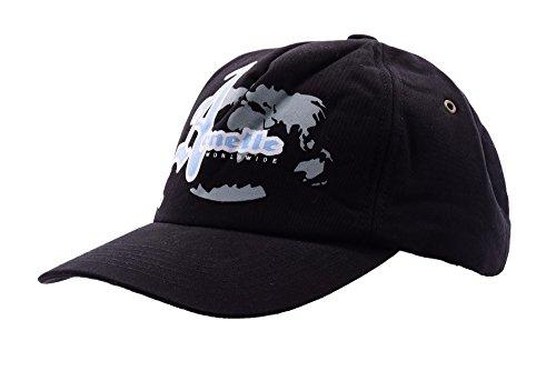 ARNETTE Cappello con frontino unisex nero 022919 cotone graffito blu