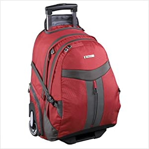 Caribee Time Traveller Wheeled Luggage - Rust by Caribee