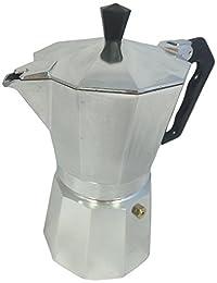 Eppicotispai Buon Caffe Aluminum 6-Cup Moka Stovetop Espresso Maker