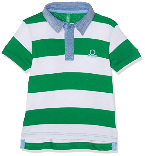 united-colors-of-benetton-jungen-poloshirt-h-s-polo-shirt-grun-green-white-3-4-jahre-herstellergross