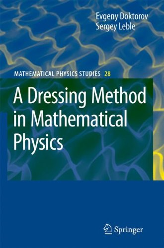 A Dressing Method in Mathematical Physics (Mathematical Physics Studies, Band 28)