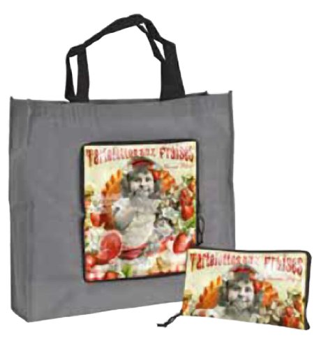 portable-shopping-bag-with-pouch-tartelettes-aux-fraises-by-orval