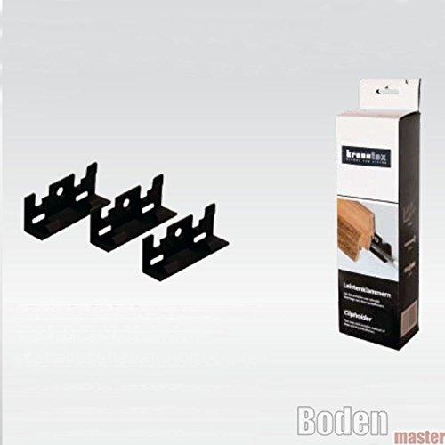 Kronotex Barra 30 Mollette Con Viti + Tasselli Per Ktex1 + Ktex4