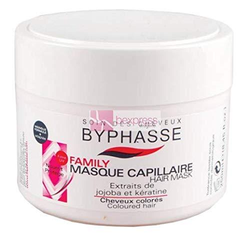 BYPHASSE - Masque - Extrait de Jojoba et Kératine - 250ml