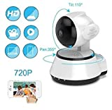 Un-Tech HD 720P Mini IP Camera WiFi Wireless P2P Security Surveillance Camera Night