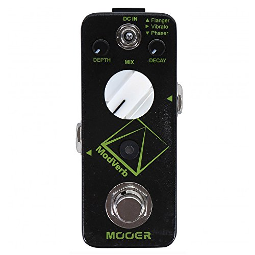 Mooer ModVerb Guitar Effects Pedal