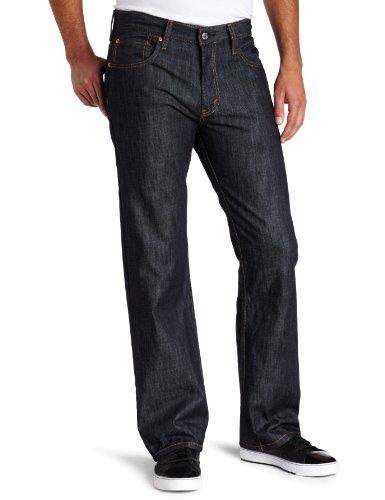 Levi's Men's 569 Loose Straight Leg Jean, Ice Cap, 30W x 34L (569 34 Levi)