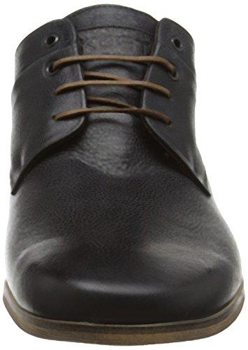 Kost Fauchard47, Chaussures Lacées Homme Noir