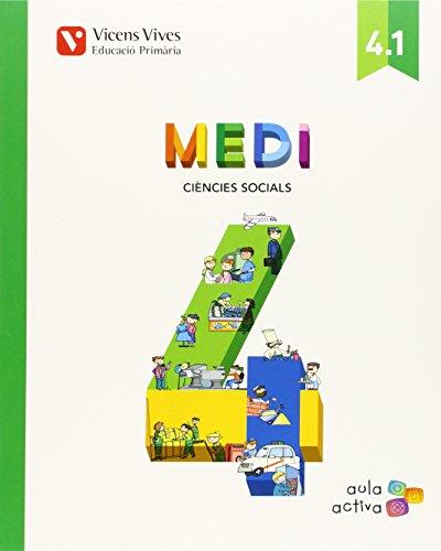 Medi 4 Social I Natural (aula Activa) Ambit - 9788468229133 por Margarita Garcia Sebastian