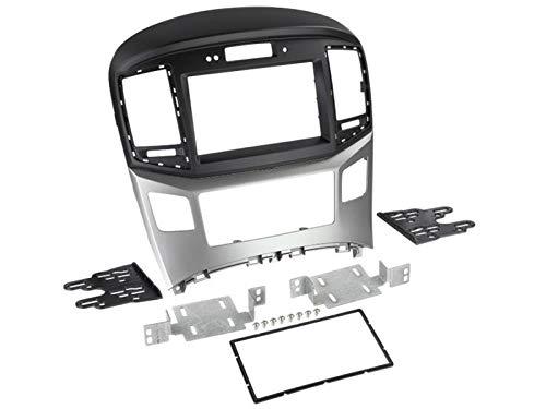 Acv Adaptateur de façade 2-DIN Hyundai H1 2015 > Noir