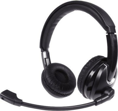 iBall Upbeat D3 USB With Mic Wired Headset 4113UwmmdvL
