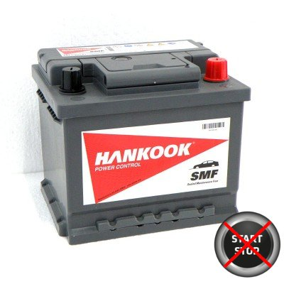 Hankook MF54321 Heavy Duty Car Battery, UK Part Code: 063
